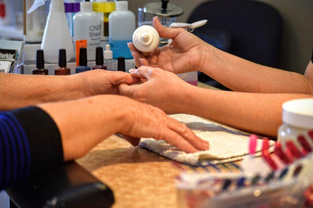 Nails @ SaHairA Salon